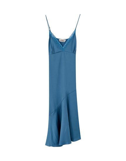 Camisole midi dress