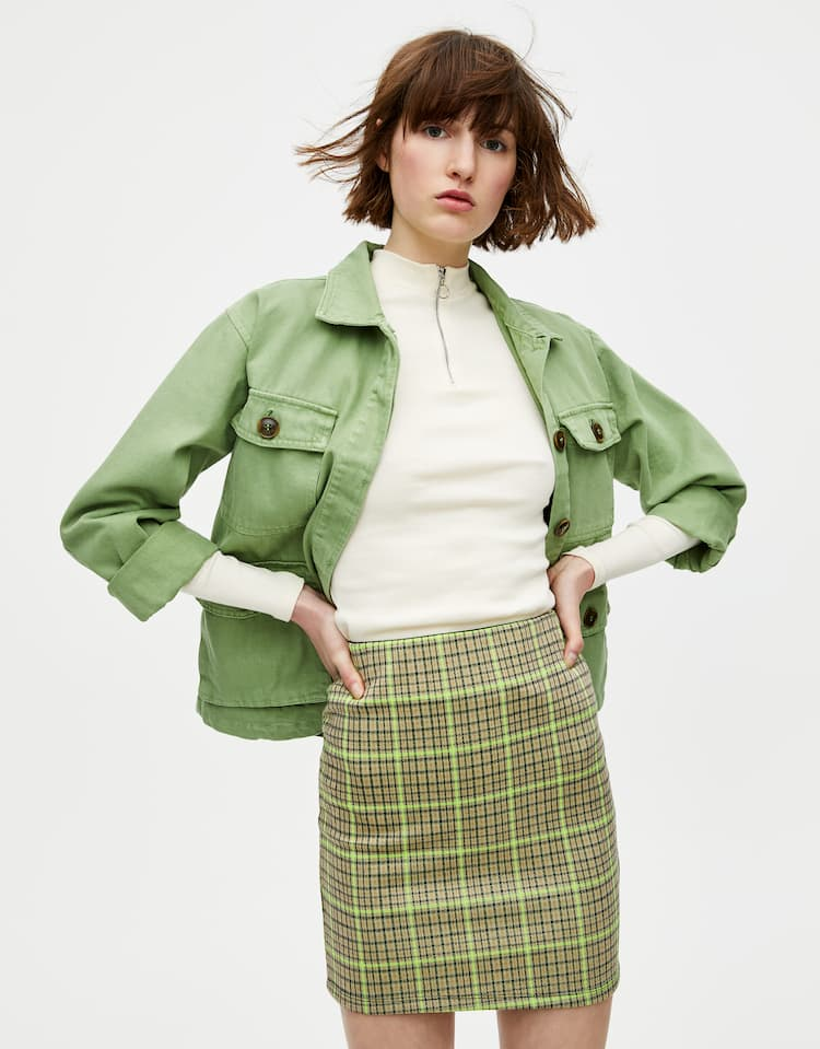 Γυναικείες φούστες - Άνοιξη-Καλοκαίρι 2019  b4148f25234