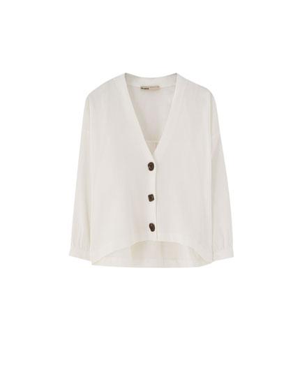 Γυναικείες μπλούζες και πουκάμισα - Άνοιξη-Καλοκαίρι 2019  a4b12526947