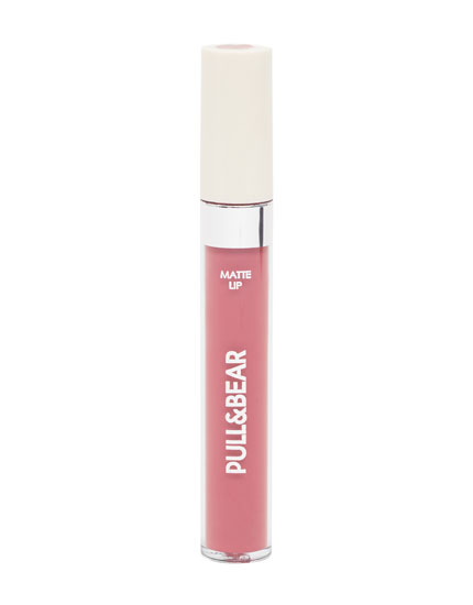 Matte lip colour - Tulip Pink