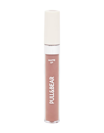 Matte lip colour - Adoration Brown