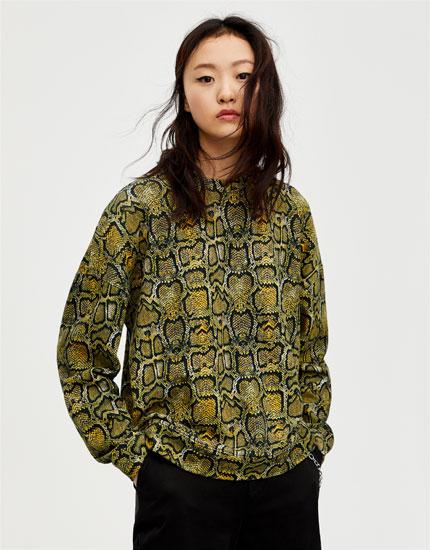 Python print sweatshirt