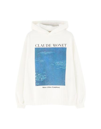 Monet hoodie