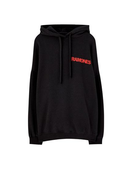 """Hoodie """"Ramones"""""""