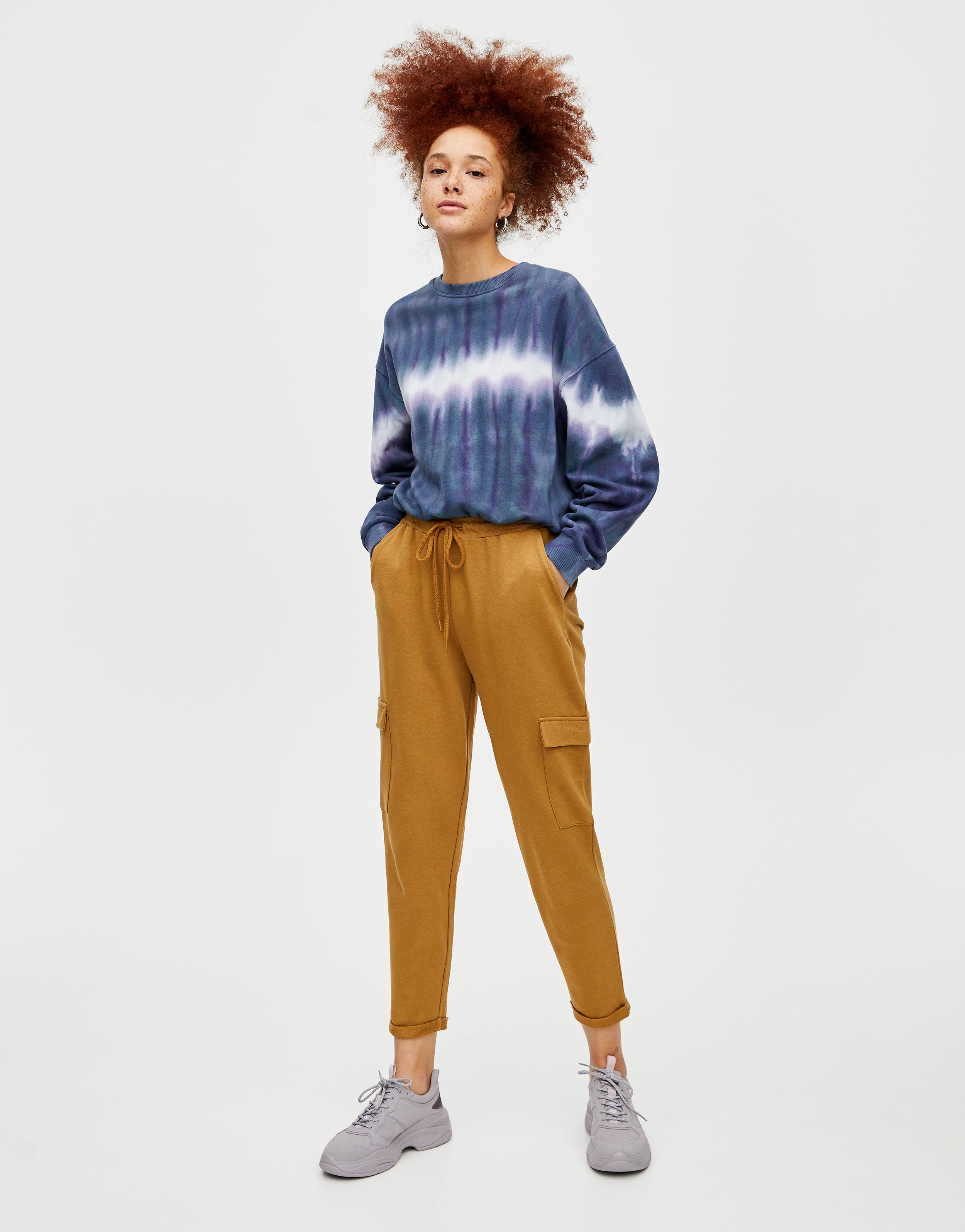 Jogger Primavera De 2019 Mujer amp;bear Pull Pantalones Verano H8pwxqxn