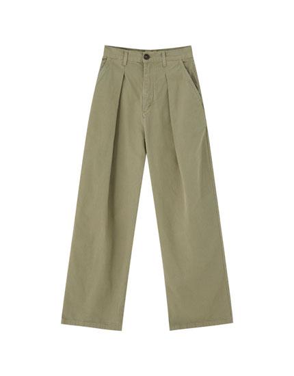 Pantalon cargo Sadie Sink
