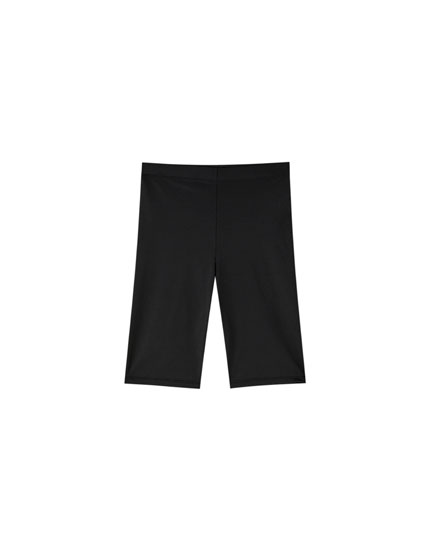 Pull&Bear by Rosalía bicycle trousers