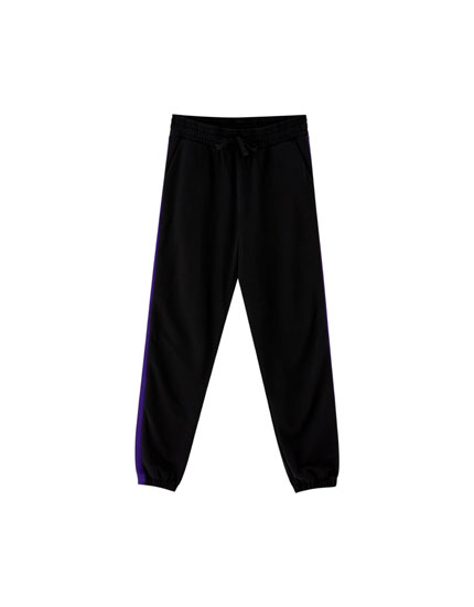 Pull&Bear by Rosalía jogging trousers