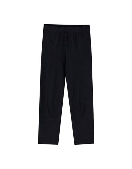 Short legging basique élastique