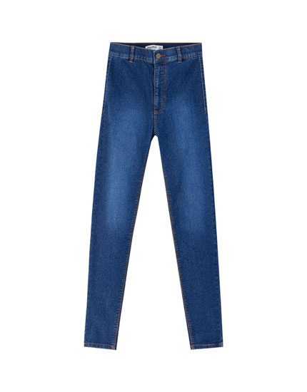 Jeans skinny talle alto