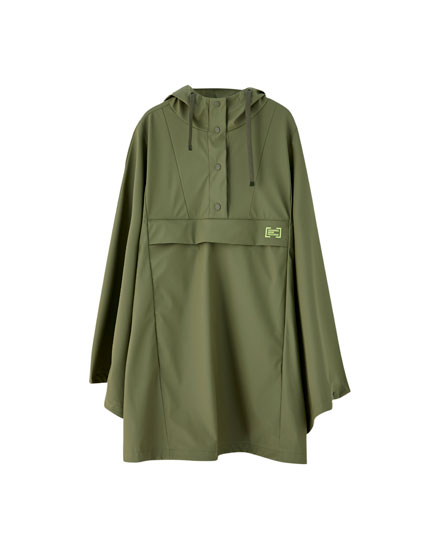 Primavera Sound x Pull&Bear raincoat