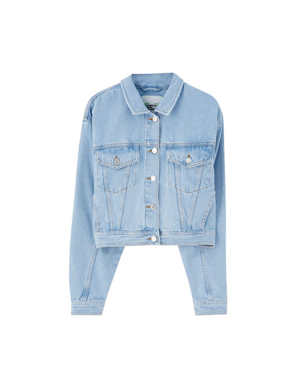 Primavera Sound x Pull&Bear denim jacket