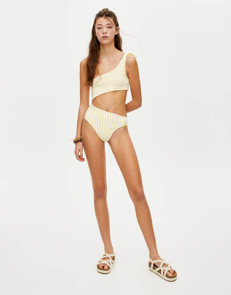 4fae9eeb74 Women's Swimsuits and Bikinis | PULL&BEAR