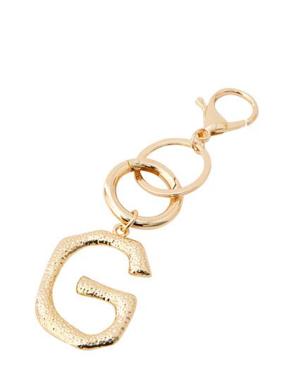 Breloc litera G