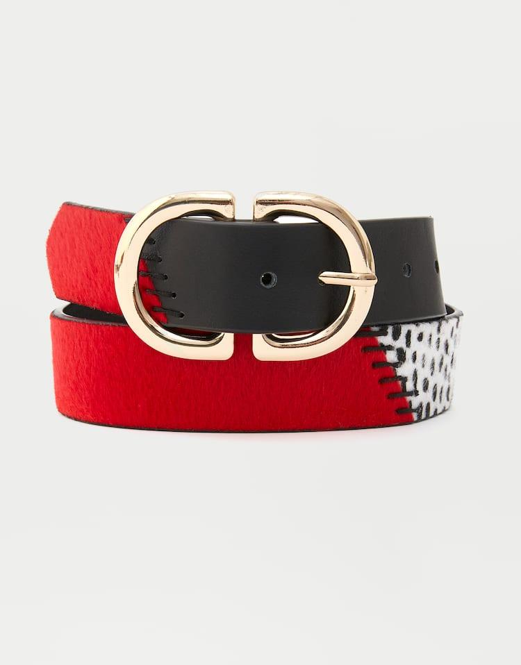 Cinturones - Accesorios - Mujer - PULL BEAR España 980f31d54ddc
