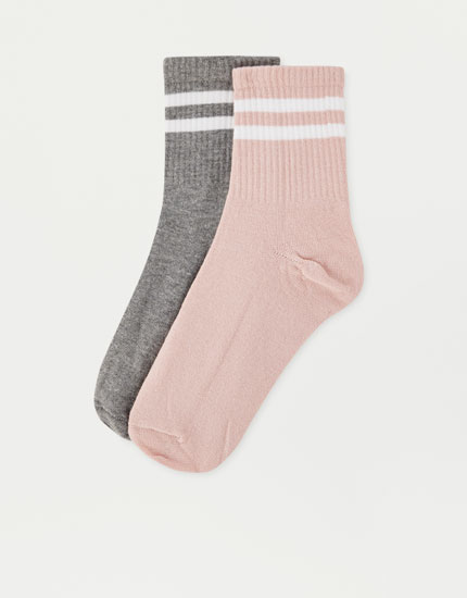 2-pack of sports socks
