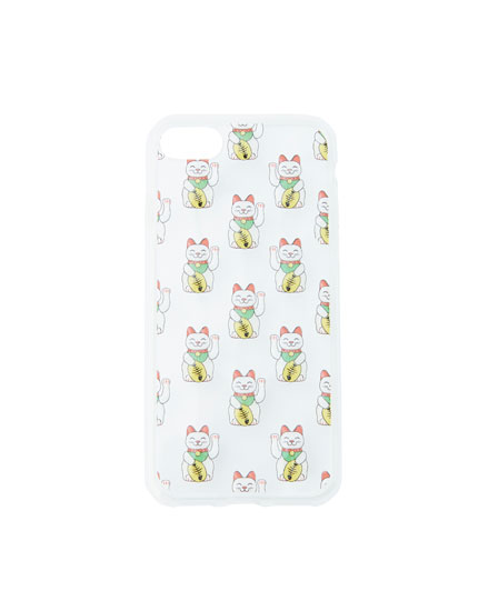 Lucky cats smartphone case
