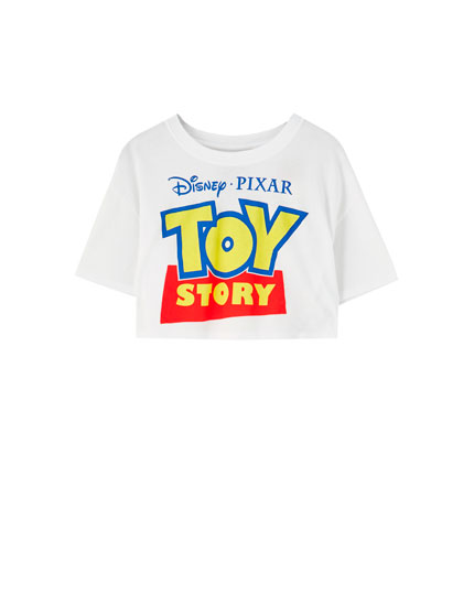 Toy Story logo T-shirt