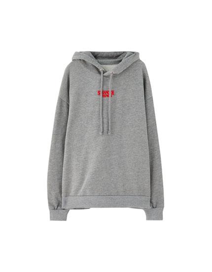 'Palace Arcade' Netflix Stranger Things sweatshirt