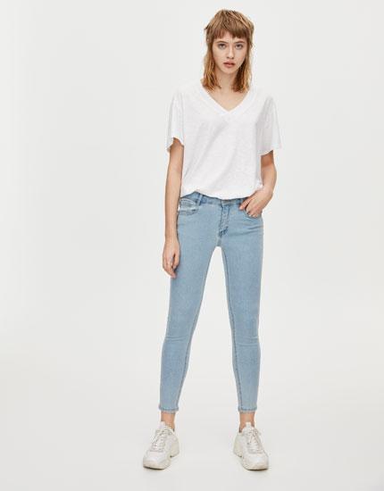Women's Summer Spring Jeans amp;bear 2019Pull L3R4Ajq5