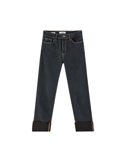 Regular fit comfort jeans