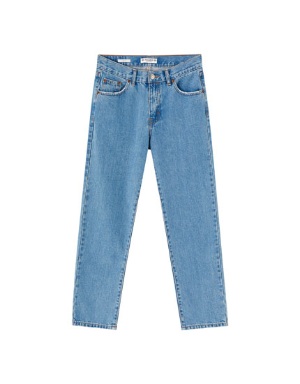 100% cotton regular fit jeans