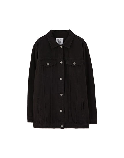 Boyfriend denim jacket