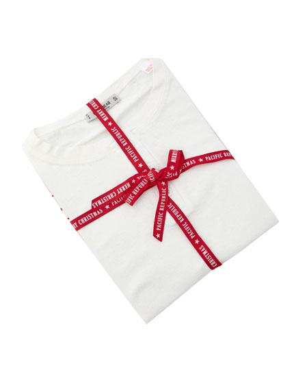 Pijama manga larga estampado galletas