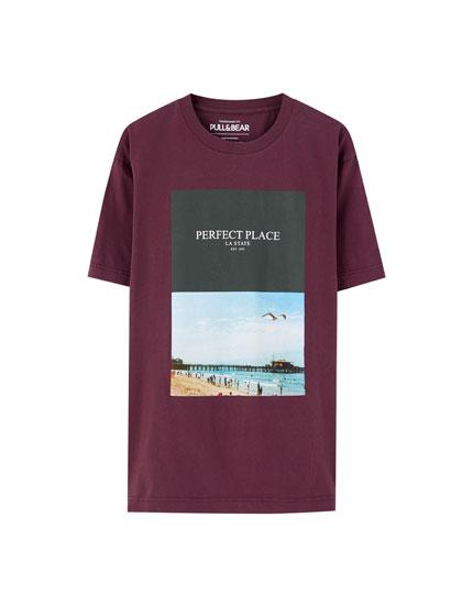 T-shirt Ocean Avenue manches courtes