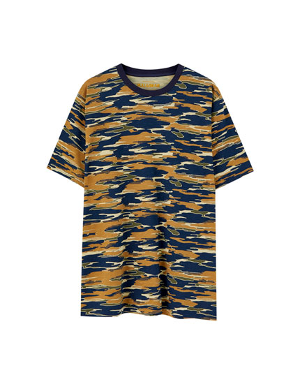 Urban Army camouflage T-shirt