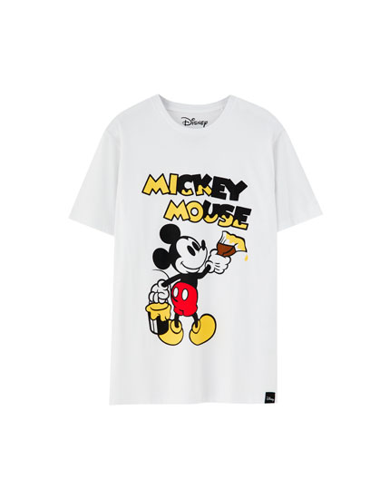Mickey Mouse 90th anniversary T-shirt