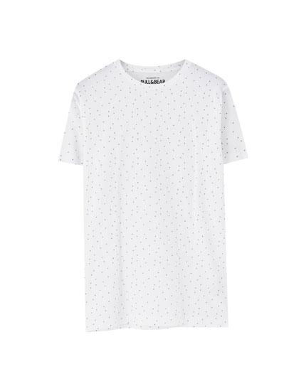Short sleeve all-over print T-shirt