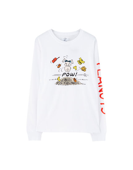 Long sleeve Peanuts T-shirt