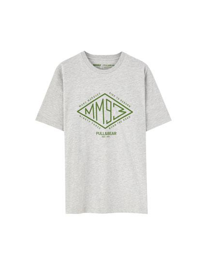 Camiseta Marc Márquez logo