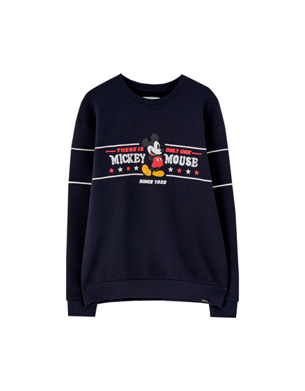 Retro Mickey Mouse sweatshirt