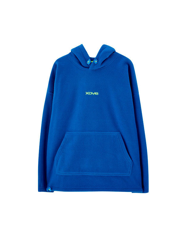 Polaire Sweat amp;bear Polaire Capuche Pull Sweat CvgqwnUx8w