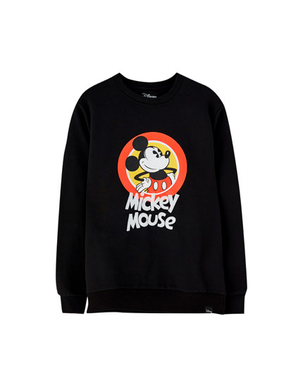 Mickey Mouse 90th anniversary sweatshirt