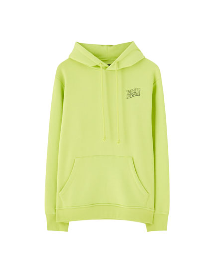 d36c22f12 Sweatshirts   Hoodies - Clothing - Man - PULL BEAR United Arab Emirates