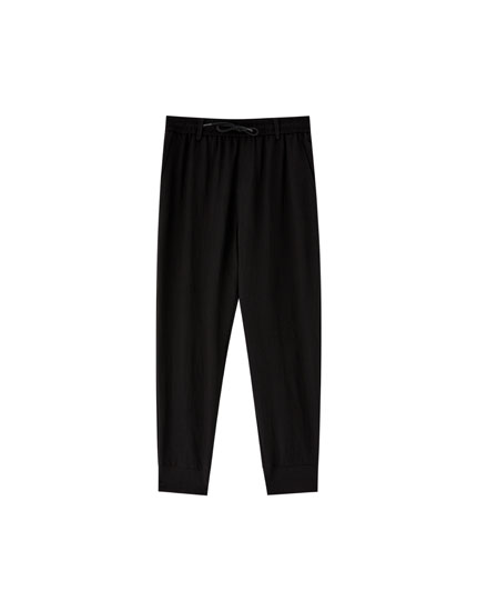 Light beach trousers