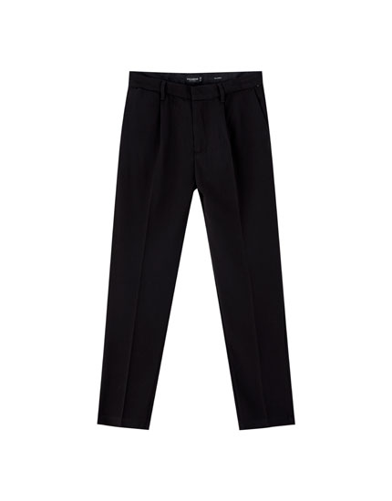 Smart chino trousers