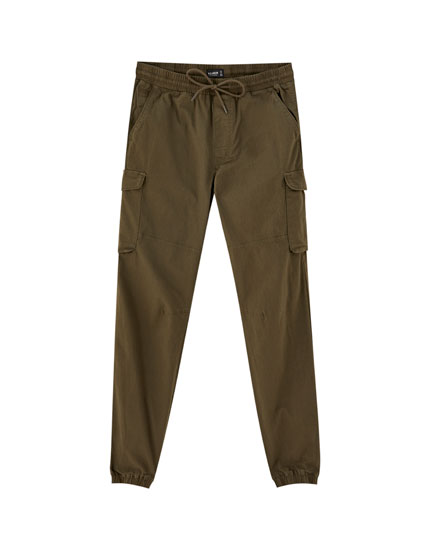 Cargo beach trousers
