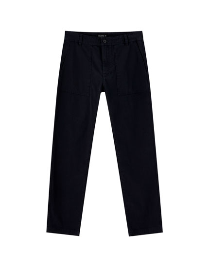 Fatigue worker trousers