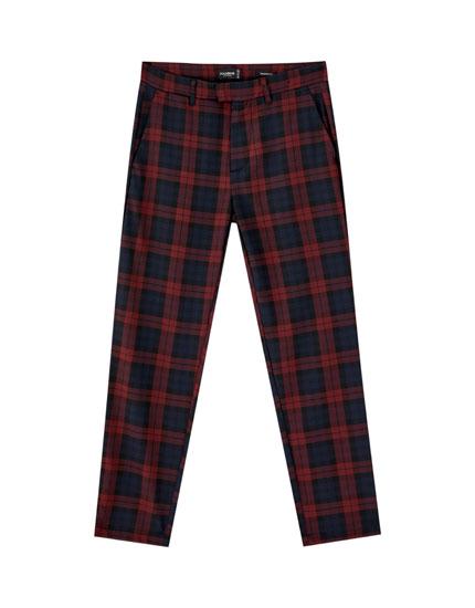 Vestir Primavera Pull Hombre Pantalones De 2019 Para Verano amp;bear 5T7BZw