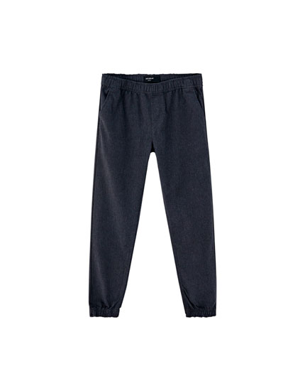 Beach jogging trousers