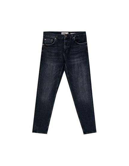 Soft slim fit jeans