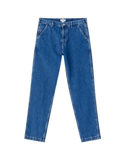 Finn Wolfhard jeans