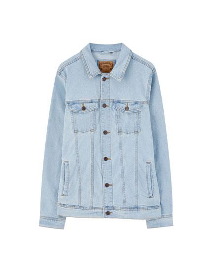 Comfort denim jacket