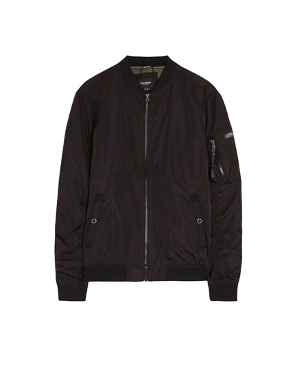 In Colours Pull amp;bear Bomber Jacket Several 8On0wmvN