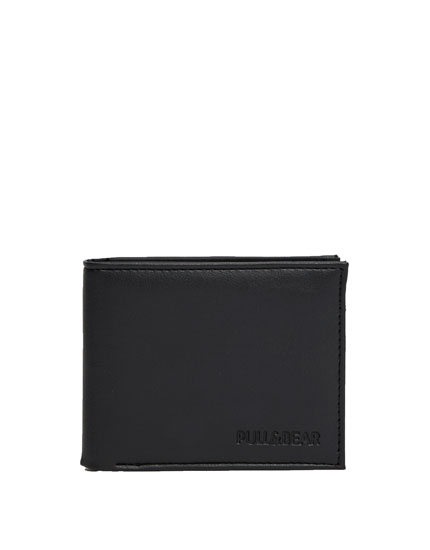Basic pullandbear wallet