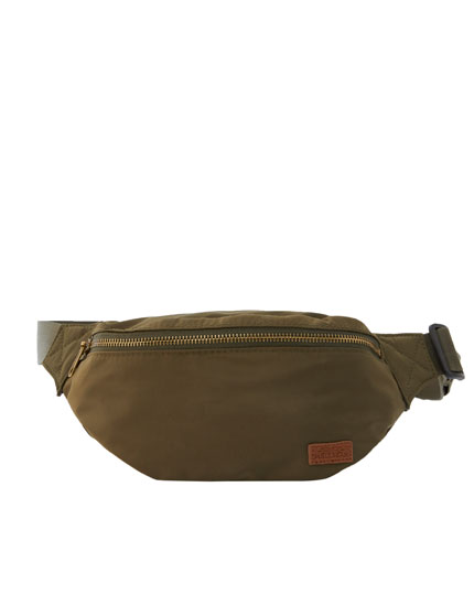 Basic nylon belt bag